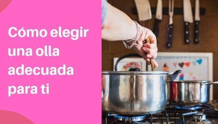 comprar ollas para la cocina